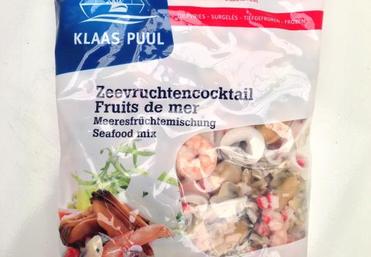 Seafood (Top mix) Fruit de Mer 1 kg