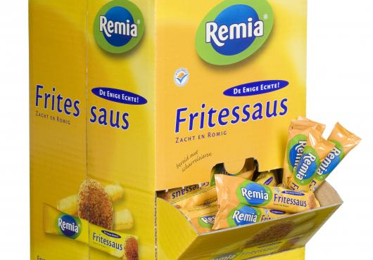 REMIA fritessaus  STICKS 200 x 20 ml