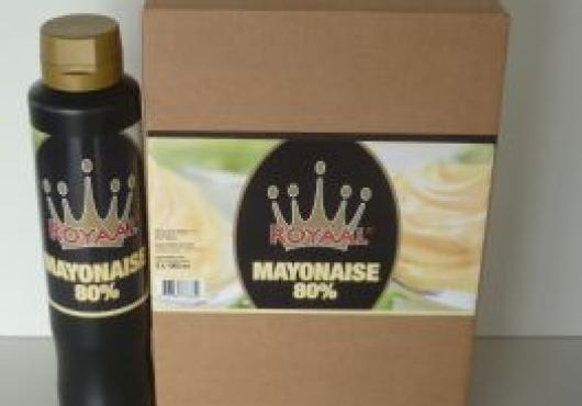 Royaal Mayonaise 80% 1L