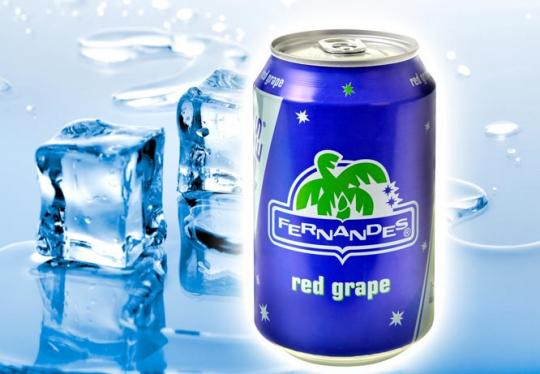 Fernandes Red-Grape 12x33 cl