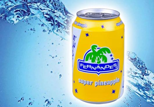Fernandes Pineapple 12x33 cl