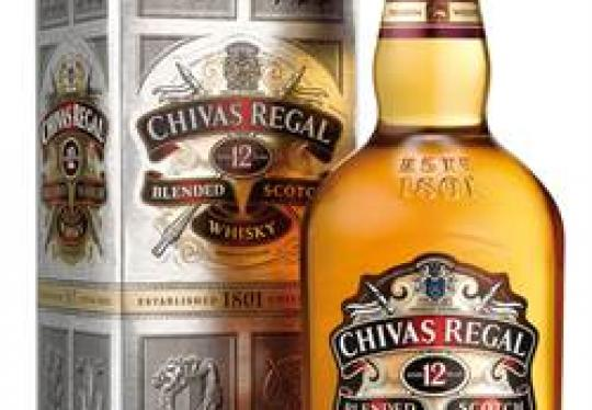 Chivas Regal 100cl 40%