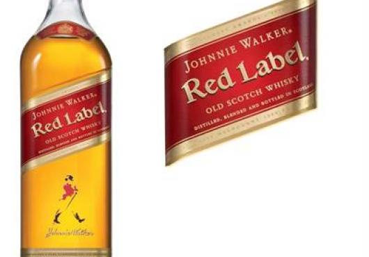 Johnnie Walker Red Label 70cl 40%