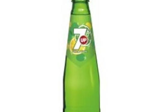 Krat 7 up flesjes 24x20cl