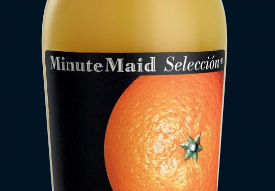 Krat Minute Maid Orange 24x20cl