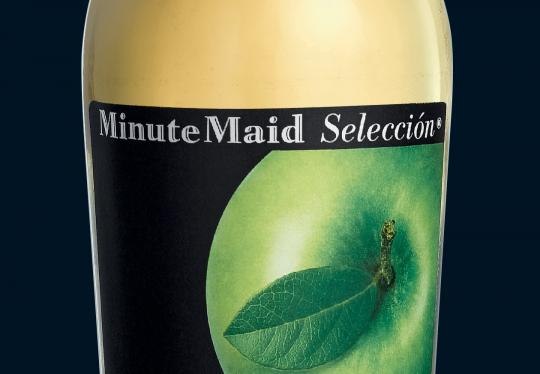 Appelsap Minute Maid 24x33 cl